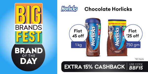 Brand of the Day - Horlicks!
